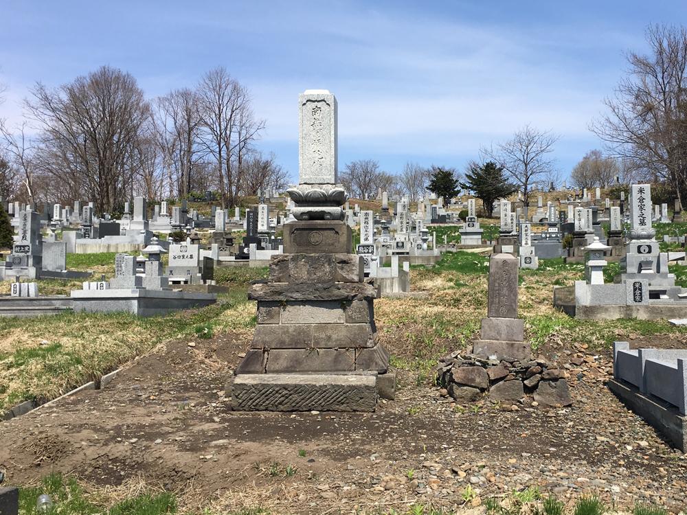 お墓の改葬