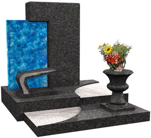 アートガラスのお墓
