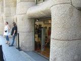 石の集合住宅 カサ・ミラ