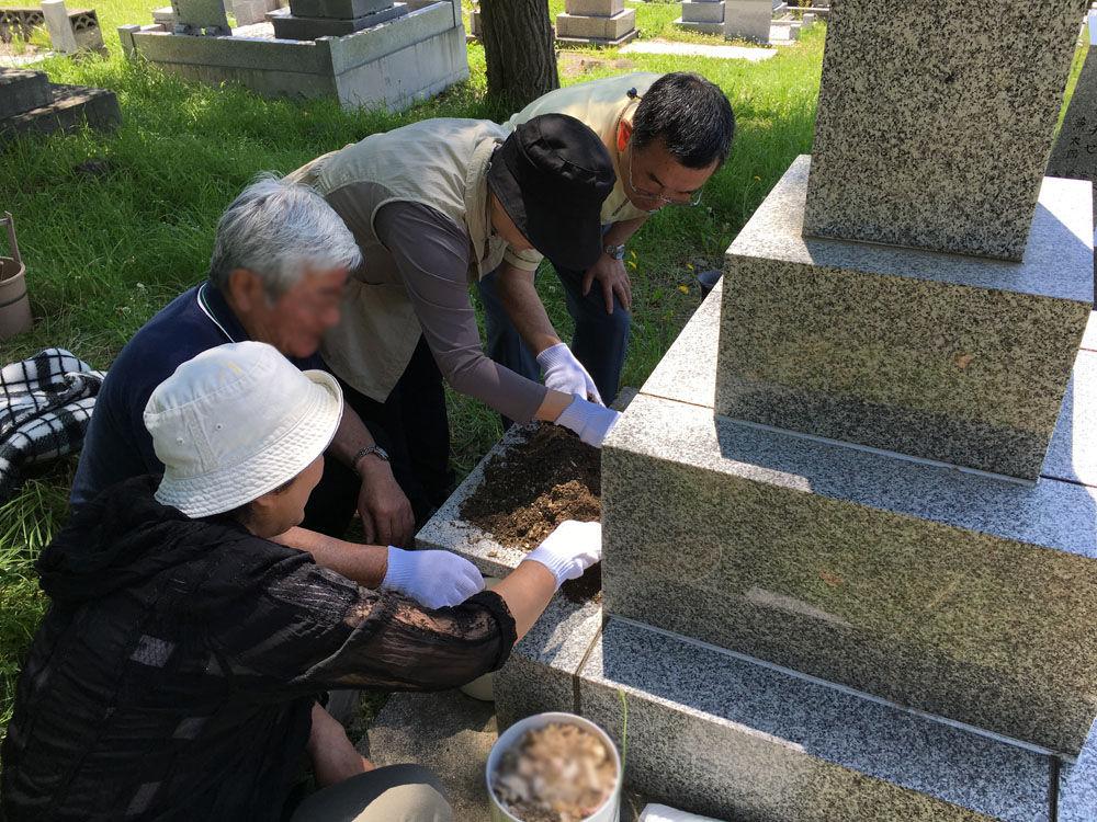 お墓じまいとニュルンベルグという世界で最も美しい墓地に思う