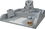 お墓は人生の物語です。