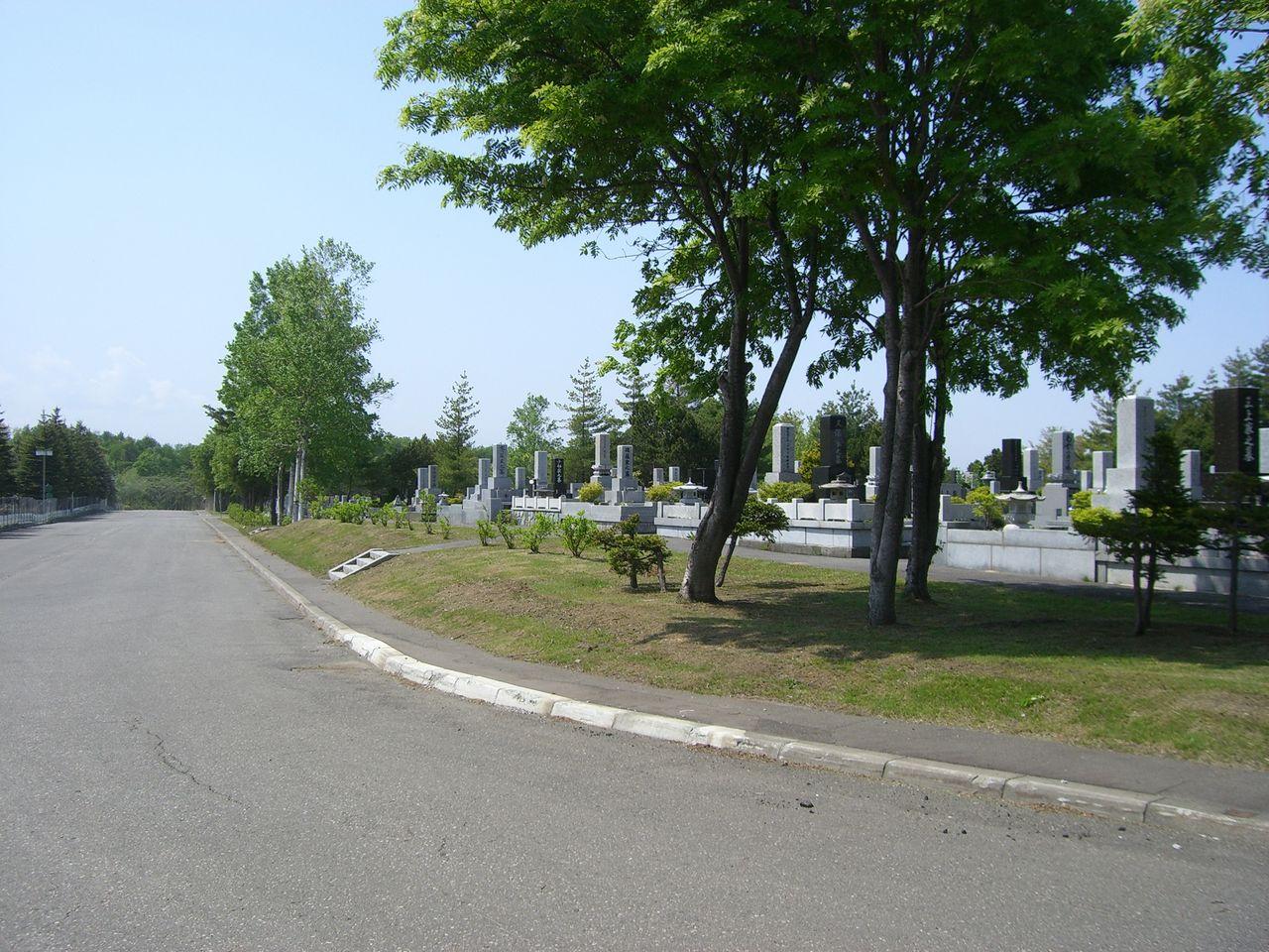 札幌市営霊園使用者募集に関して